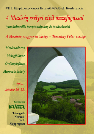 Turcsány Péter - A  Mezőség magyar öröksége