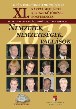 Nemzetek, nemzetiségek, vallások - 2012