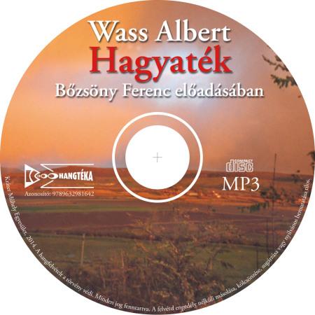 Wass Albert - Hagyaték CD